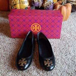 Tory Burch Laura Ballet style